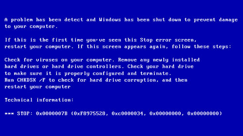 how to fix blue screen windows 7 8 8.1 10